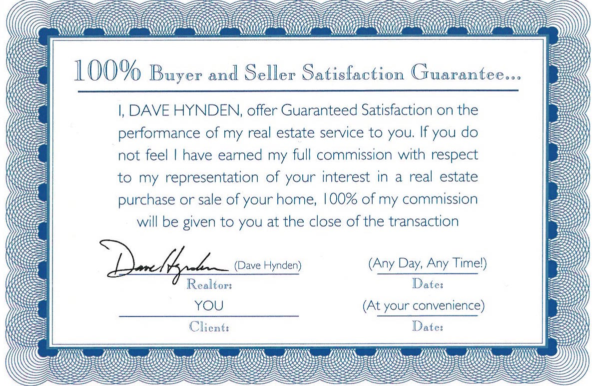 Dave Hynden, real estate, real estate agent, buying a home, selling a home, windermere real estate